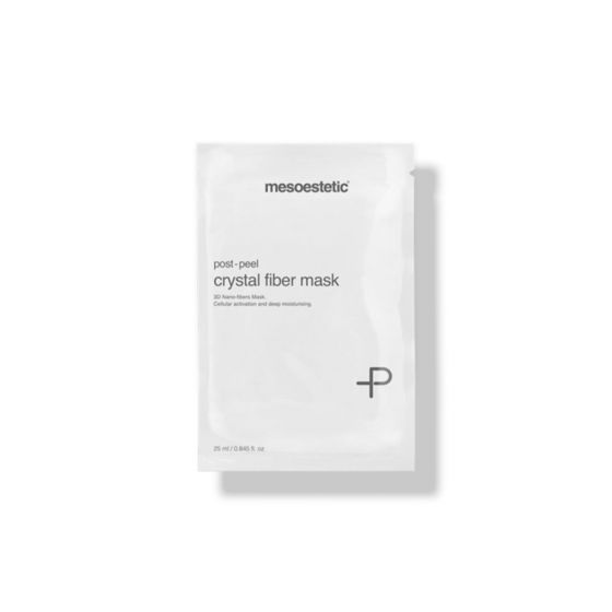 Post-Peel Crystal Fiber Mask 深層保濕水晶面膜