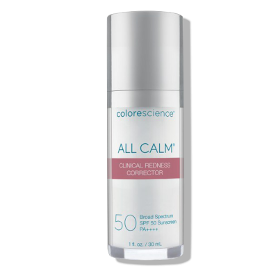 All Calm Clinical Redness Corrector SPF50 3合1抗紅修護隔離霜